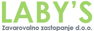 Laby's Zavarovalno zastopanje logo